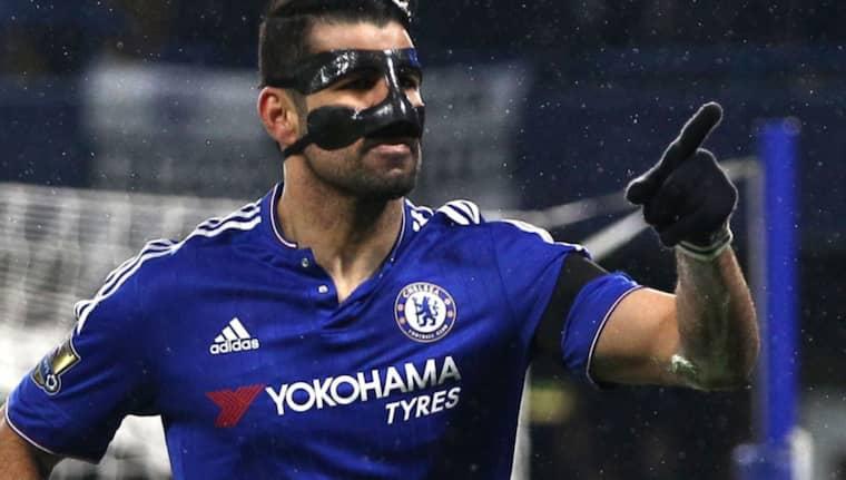Diego Costa, Chelsea.