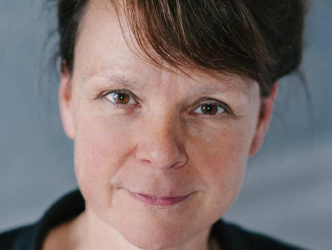 Mariann Eriksson, kampanjansvarig för Earth Hour på WWF, förstår Östersunds val. Foto: Birgit Leistmann-Walsh