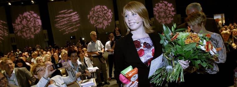 Centerns nye partiledare kommer att tjäna mer än statsministern. Foto: Robban Andersson