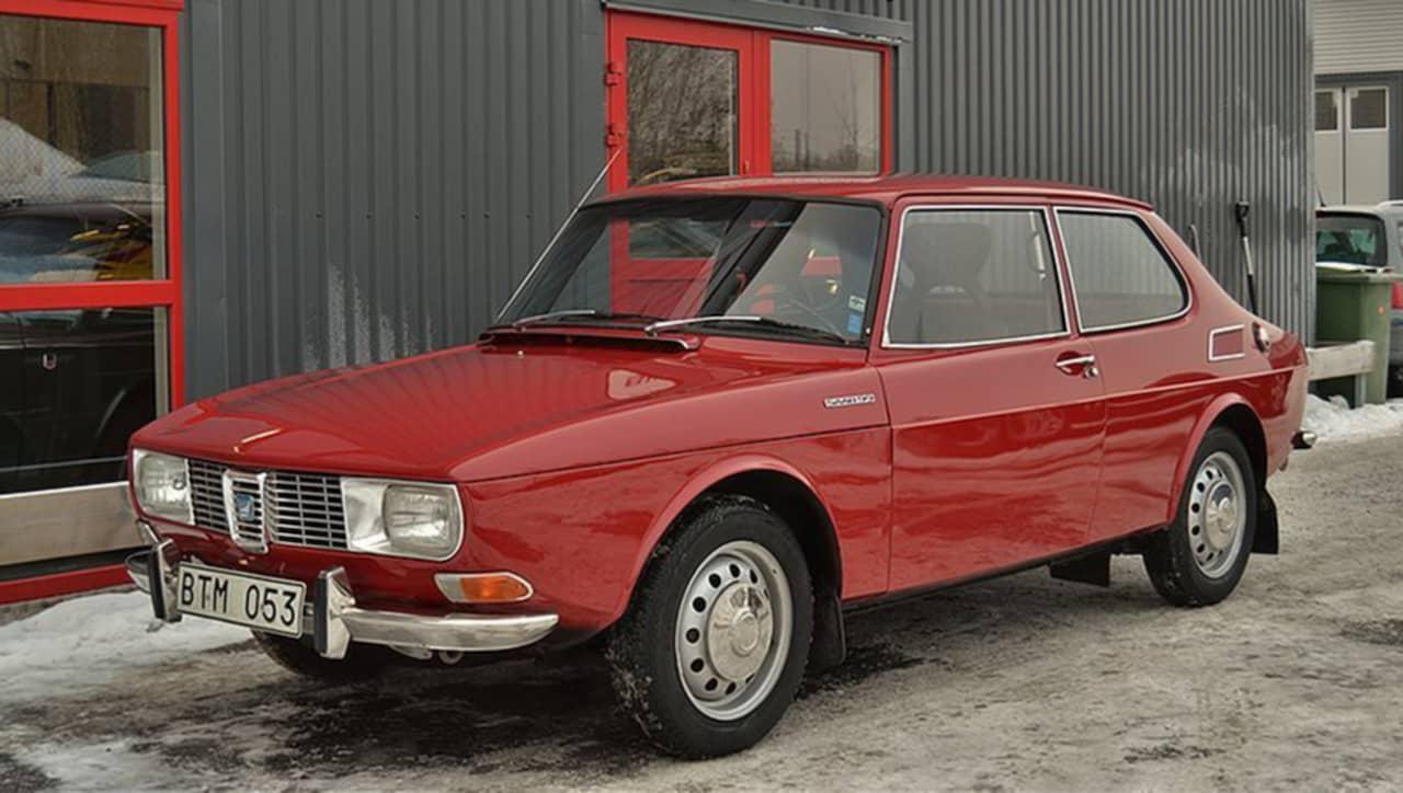 Blocket S 228 Ljer Unik Saab 99 Allt Om Bilar