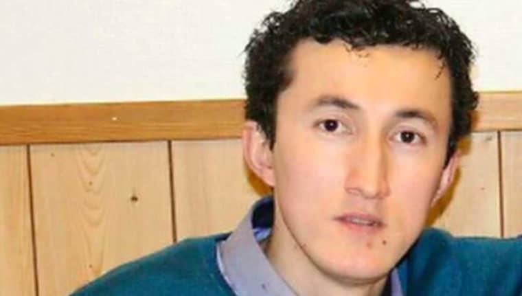Azamjon Shokirov utsågs av många som hjälte när han räddade en ung kvinna undan en trolig gruppvåldtäkt. Nu har han prisats av Länsförsäkringar för rådigt ingripande. Foto: Privat