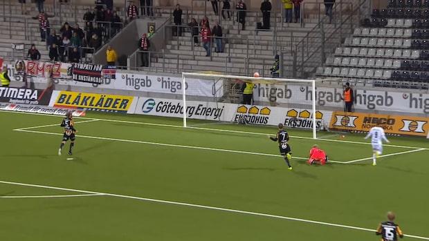 Highlights Häcken-Kalmar