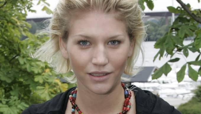 Anna-Maria Moström i Top Model 2005. Foto: Martina Huber