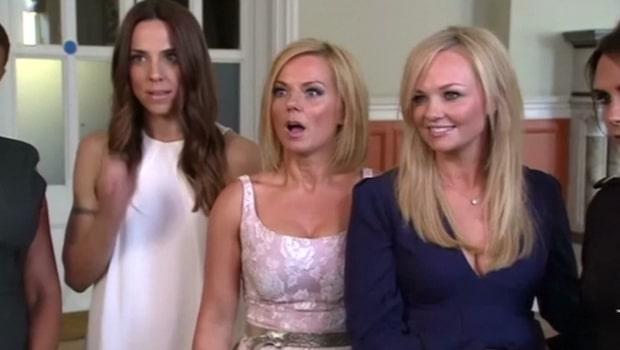 Spice Girls-medlemmen Geris nya bebislycka