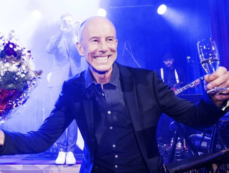 """Ingemar Stenmark gjorde succé i """"Let's Dance"""". Foto: Olle Sporrong"""