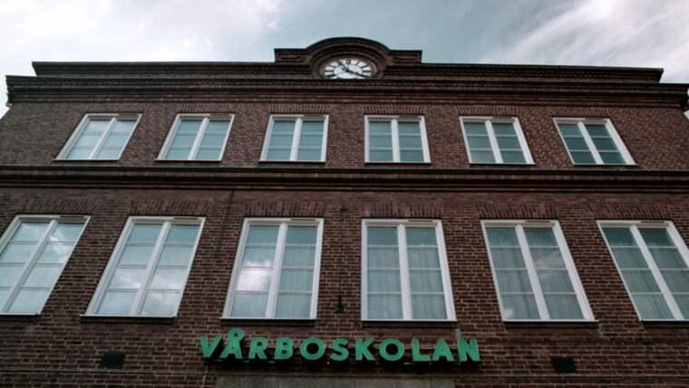 Flera högstadieflickor på Vårboskolan i Arlöv berättar för Sydsvenskan att de känner sig sexuellt trakasserade av äldre elever. Foto: Magnus Pettersson