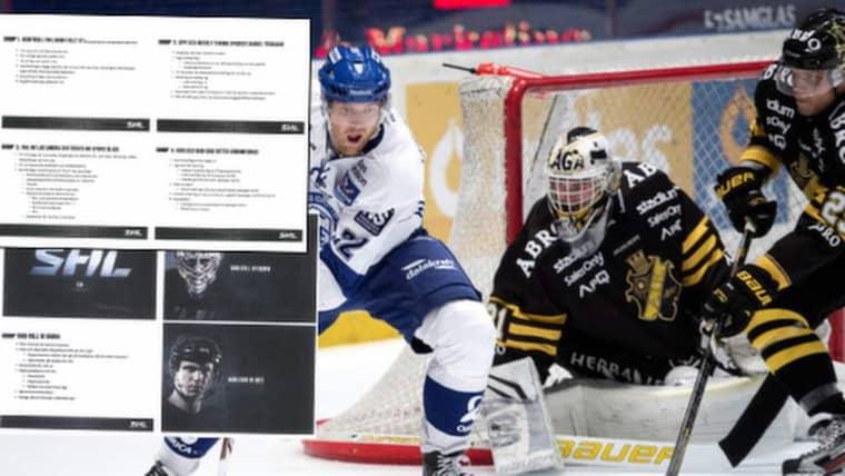 Dokument som SportExpressen.se tagit del av kan förändra SHL. Bland annat planeras kvalserien att skrotas.