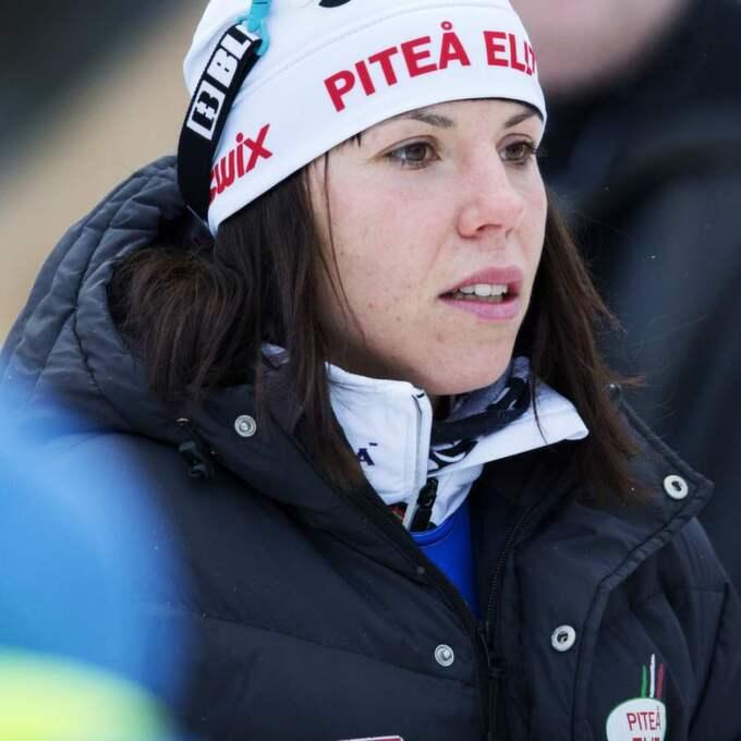 Ferry uppmanade Charlotte Kalla att onanera i OS-byn. Foto: Nils Petter Nilsson