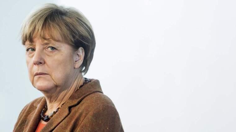 Tysklands förbundskansler Angela Merkel. Foto: Getty Images