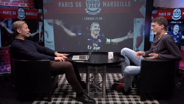 """Eurotalk 20/5 PSG-Marseille: """"Fiasko är ett starkt ord"""""""