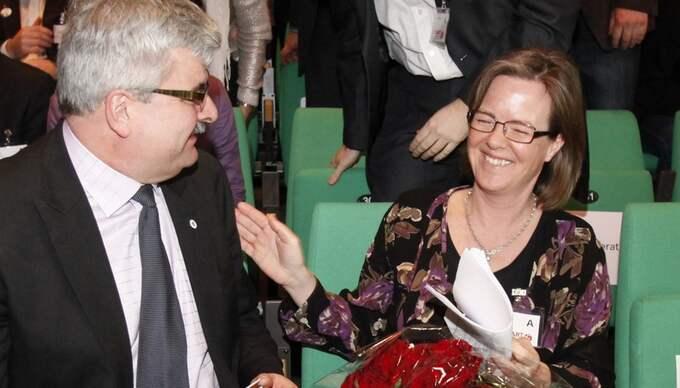 Processen att välja partiledare har fått skarp kritik för att vara sluten och odemokratisk. Foto: Stefan Forsell