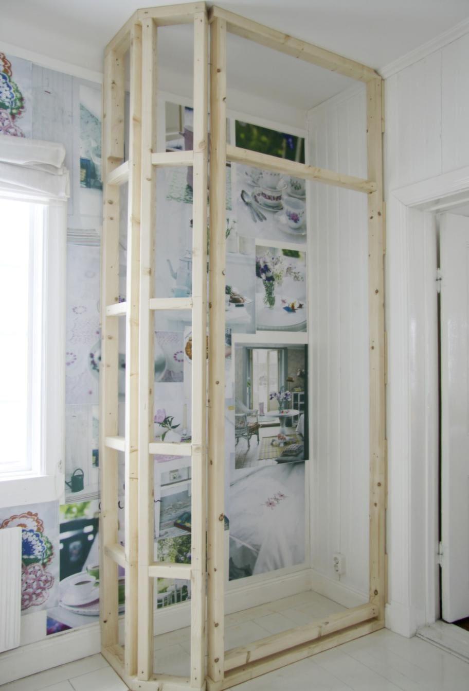 Bygg garderob