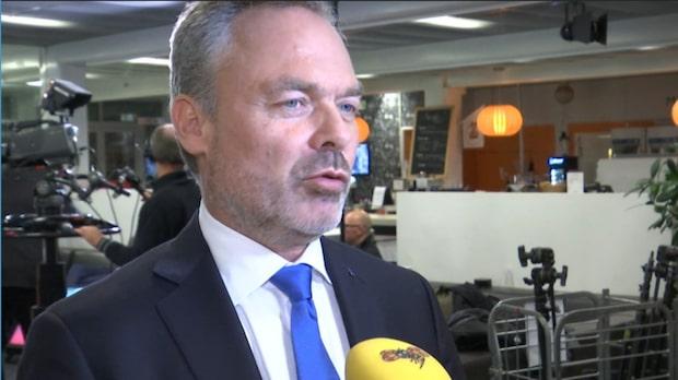 """Björklund: """"Det är kaos"""""""