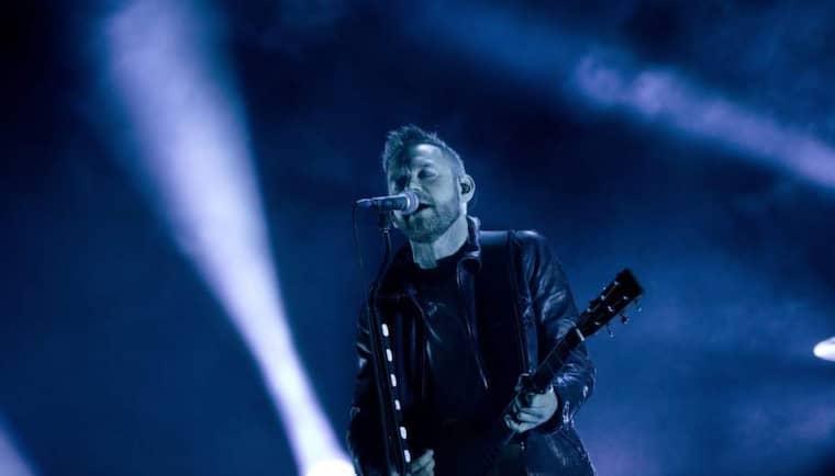 Jocke Berg, sångare och låtskrivare i Kent. Foto: Izabelle Nordfjell