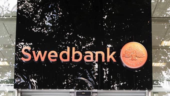 ...och Swedbanks servrar. Foto: Malin Lööf