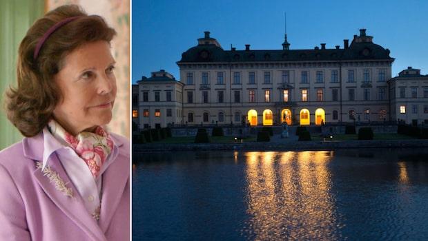 Silvia: Det spökar på Drottningholms slott
