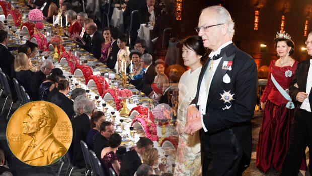 LIVE-TV: Följ Nobelfestligheterna med Expressen TV