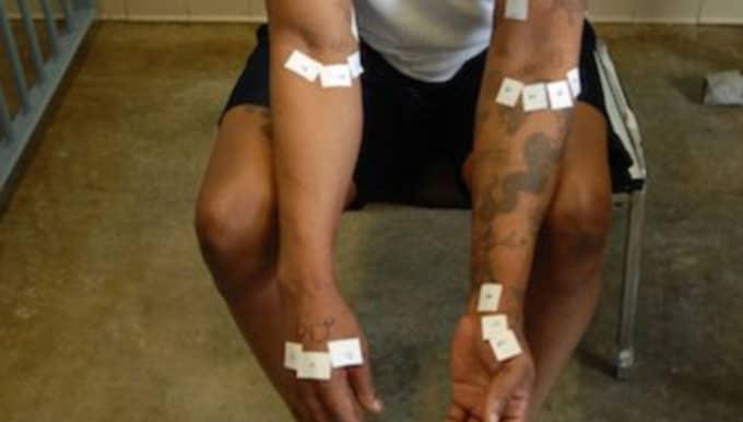 Men när han skulle avrättas, för sex år sen, misslyckades det medicinska teamet med att hitta en ven för att kunna injicera den dödliga dosen. Foto: OHIO DEPARTMENT OF REHABILITATION AND CORRECTIO