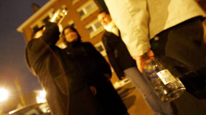 """""""Ungdomarna kom till Helsingör för att festa. Detta är lite av deras Ibiza"""", säger polisen. Foto: Colourbox"""