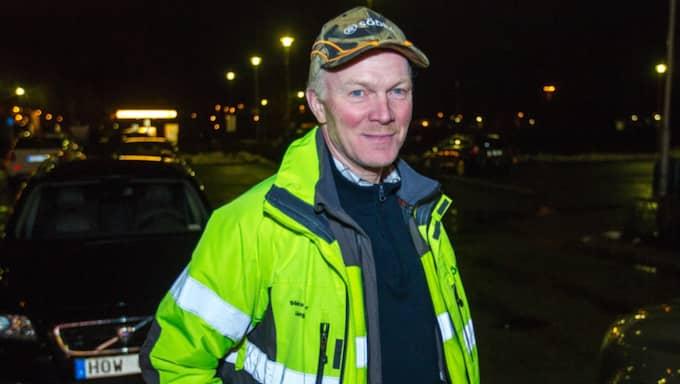 Hur har du förberett dig inför årets influensa? Bert Lövquist, 57 år, lantbrukare, Lönsboda: - Jag har redan haft influensan. Jag låg sjuk och sov i nästan två dygn. Men jag tror inte jag får den igen. Foto: Peo Möller