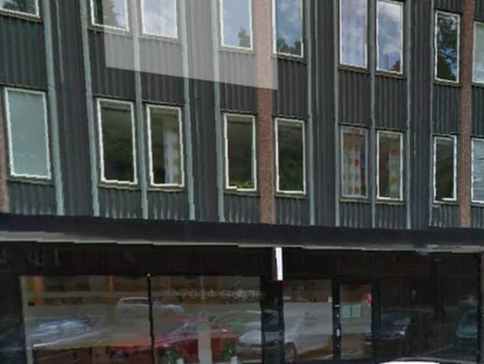 Här ligger överförmyndarförvaltningens lokaler i Göteborg. Nämndens ordförande och vice ordförande träffas här några gånger i veckan.