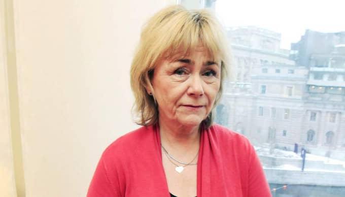 Beatrice Ask. Foto: Cornelia Nordström