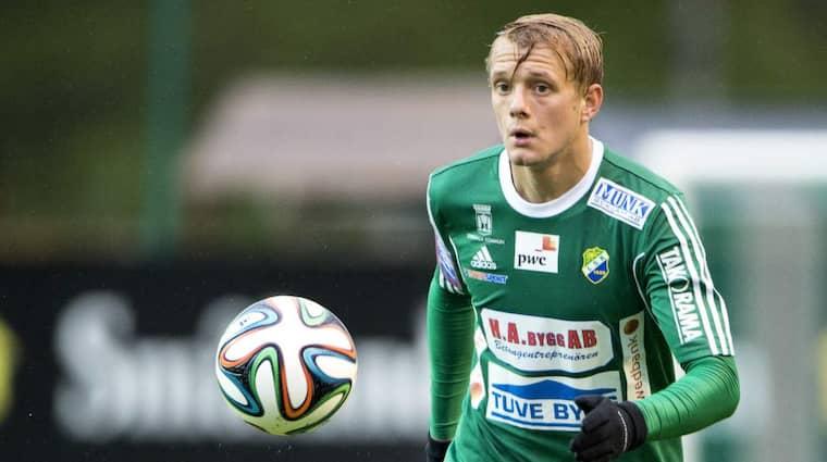 Jakob Olsson. Foto: Daniel Stiller / Bildbyrån