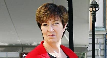 Mona Sahlin. Foto: Cornelia Nordström