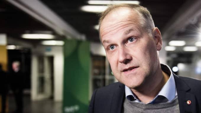 Jonas Sjöstedt, V. Foto: Anna-Karin Nilsson