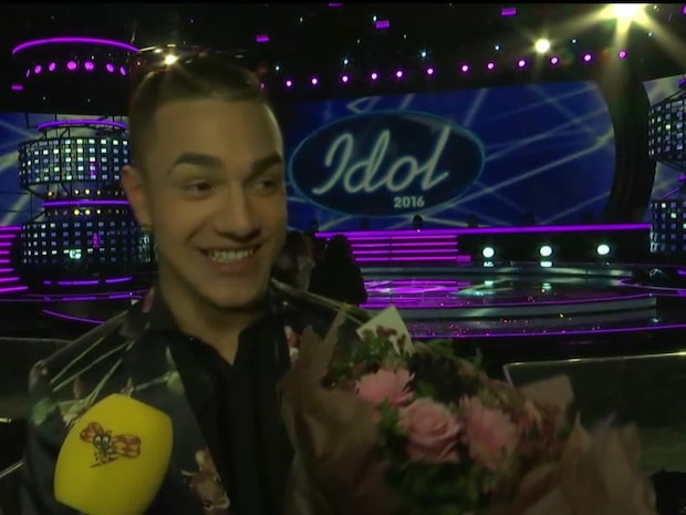 Liam vinner Idol 2016