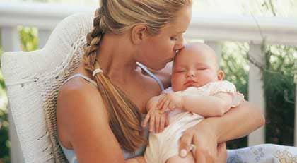 dejta kvinna med barn