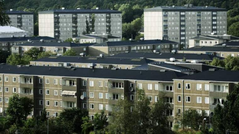 """Hopplöst. KDU:s ordförande Sara Skyttedal vill inte bygga nya miljonprogram. """"Det befäster bilden om hopplöshet"""", skriver hon. Foto: Anders Ylander"""