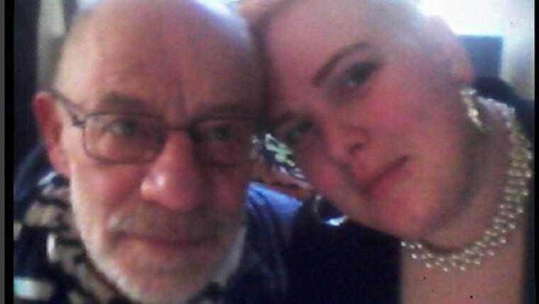 Innan Sarah Rauchenberger träffade Sten Johansson mådde hon mycket dåligt. Foto: Privat
