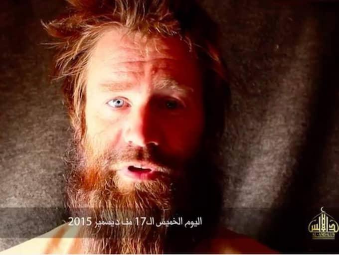 Johan Gustafsson har varit kidnappad i över fyra år.