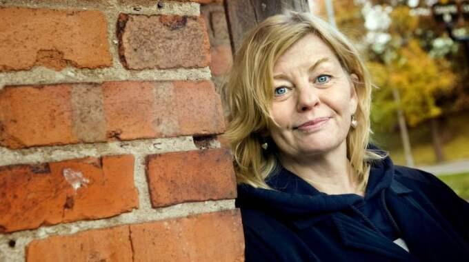 Inger Nilsson. Foto: Anna Rut Höglund