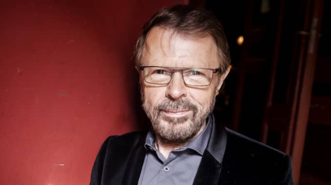 Björn Ulvaeus. Foto: Simon Hastegård