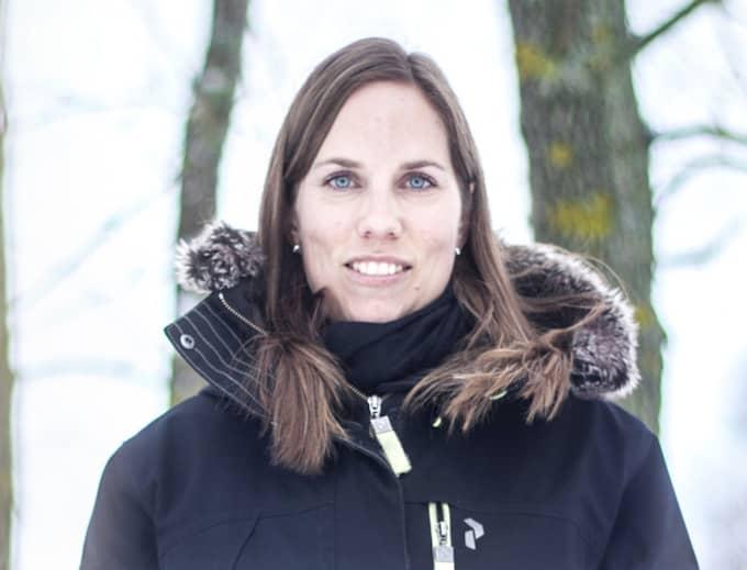 Anna Forsberg kommer använda pengarna till sitt bröllop. Foto: Michaela Hasanovic