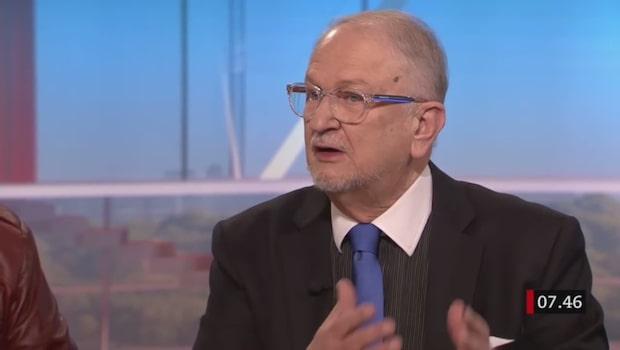 Siewert Öholm är döende i cancer