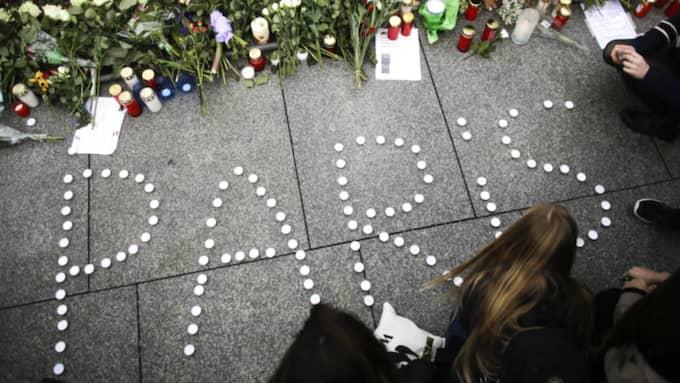 Nio av personerna bakom terrordåden i Paris syns i filmen Foto: Markus Schreiber