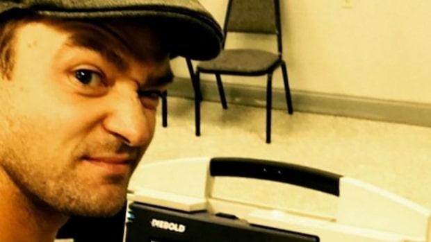 Bilden som kan sätta Justin Timberlake i fängelse