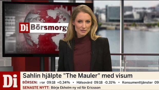 Mona Sahlins intyg till The Mauler
