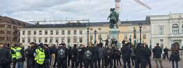 Nordiska motståndsrörelsens demonstrationsväg ändras