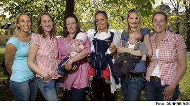svenska escorter ont efter sex gravid