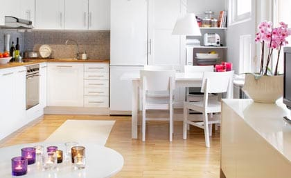 Kok Pa Liten Yta : Smart hem po liten yta  Leva & bo  Expressen