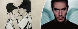 Banksys identitet kan ha blivit röjd – av DJ