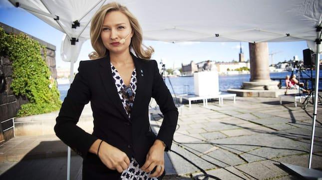 Ebba Busch Thor Nomineras Av Solna Nyheter Expressen
