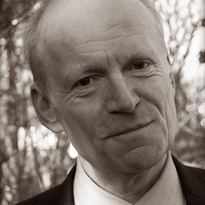 """Göran Häggs sista bok var en """"dödsföraktande"""" biografi över giganten August Strindberg. Foto: Cato Lein / NORSTEDTS"""