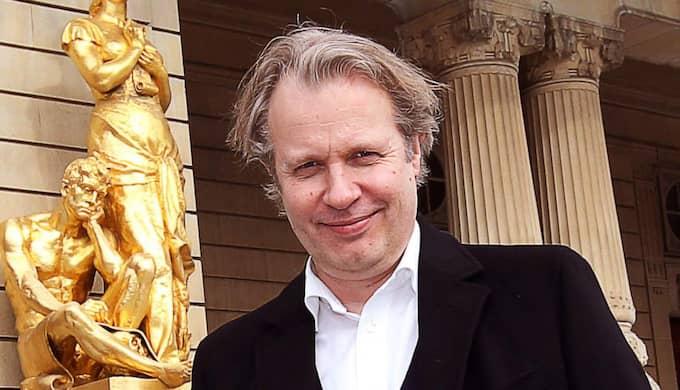 Eirik Stubø. Foto: Cornelia Nordström