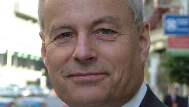 Arne Björnberg. Foto: Privat.