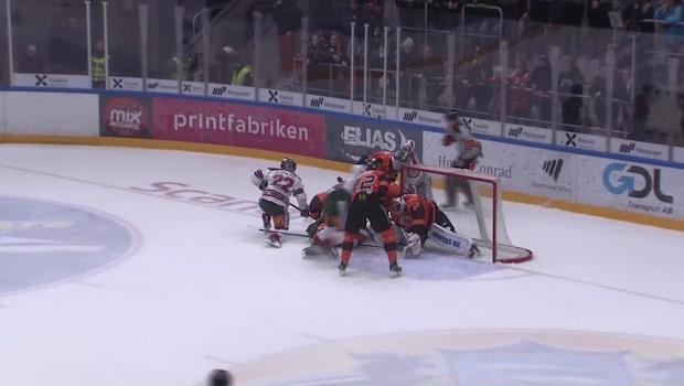 HIGHLIGHTS: Karlskrona-Frölunda 2-1